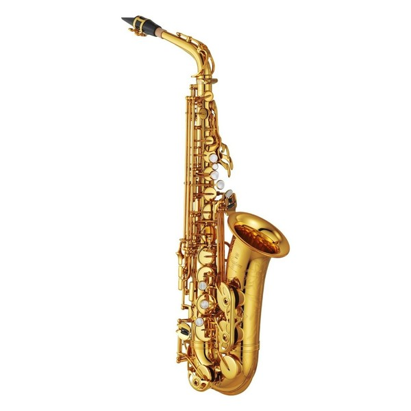 Yamaha YAS82ZUL Custom Z Professional Saxophone, Unlacquered
