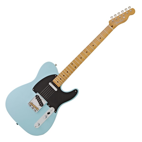 Fender Vintera 50s Mod Telecaster MN, Daphne Blue
