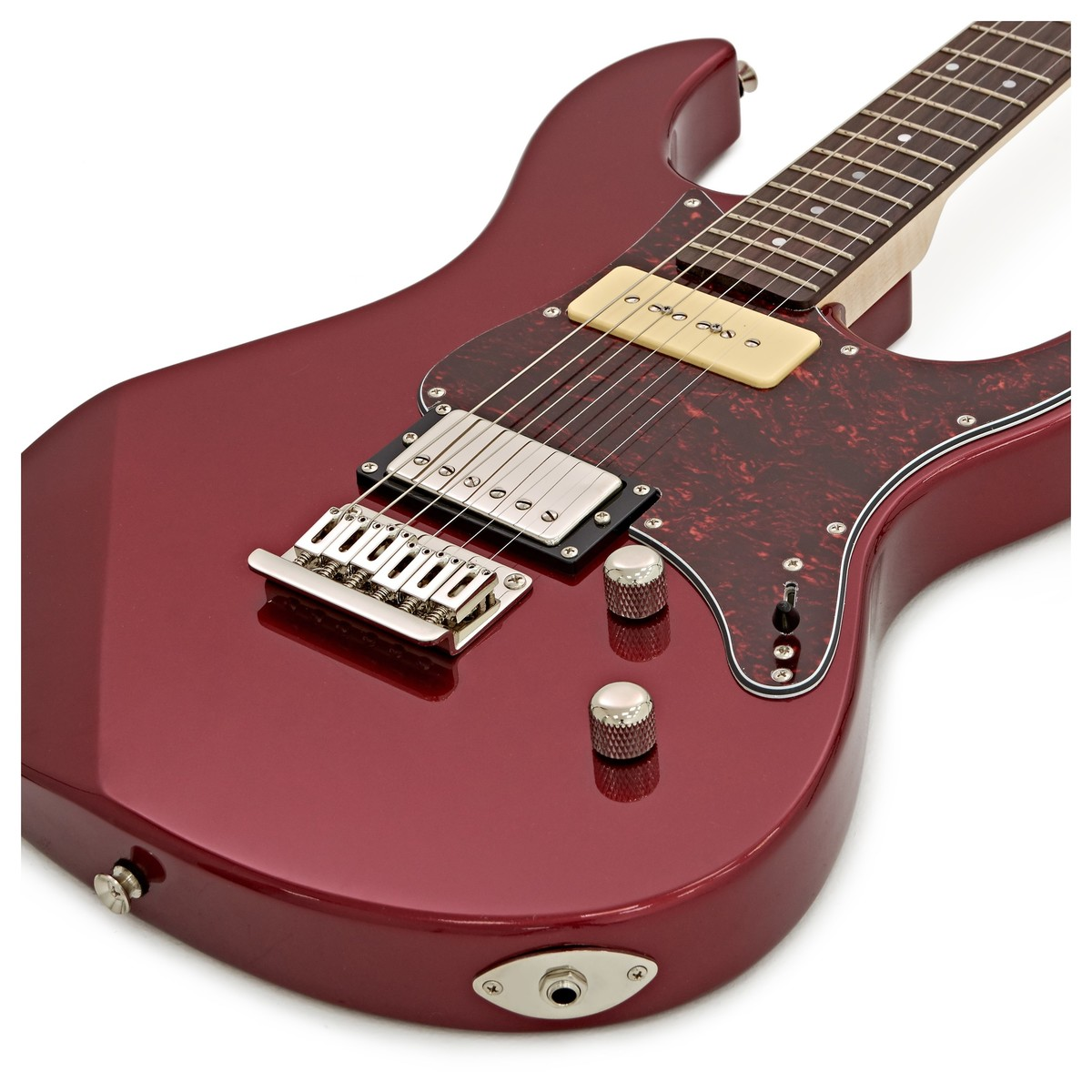 yamaha pacifica 311h red metallic at gear4music. Black Bedroom Furniture Sets. Home Design Ideas
