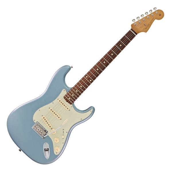 Fender Vintera 60s Stratocaster PF, Ice Blue Metallic main