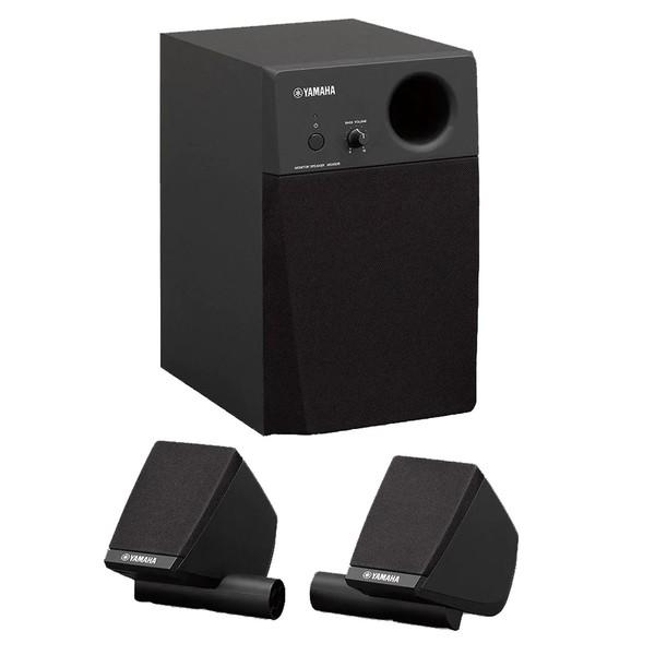 Yamaha MS45DR Electronic Drum Kit Monitoring System
