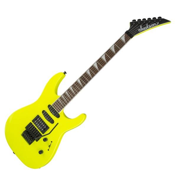 Jackson SL3X, Neon Yellow