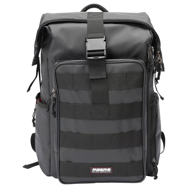 Magma Riot DJ Stcashpack XL Plus - Front Closed