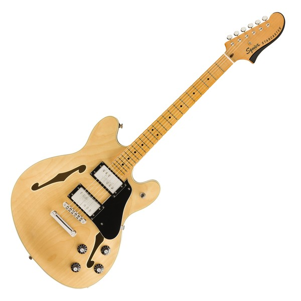 Squier Classic Vibe Starcaster MN, Natural