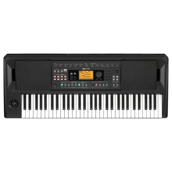 Korg EK-50 Entertainer Keyboard - Top
