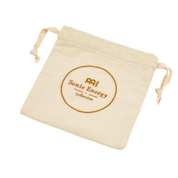 Meinl Singing Bowl Cotton Bag, 20 x 20cm - Front 2