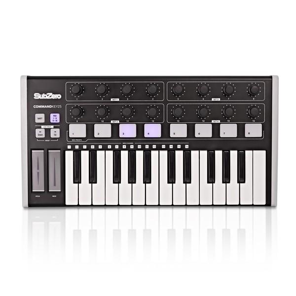 SubZero COMMANDKEY25 Universal MIDI Controller