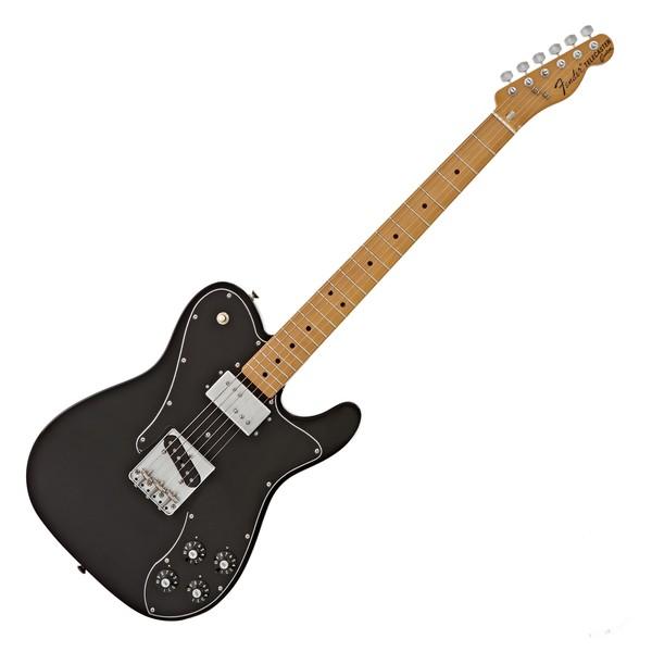 Fender Vintera 70s Telecaster Custom MN, Black