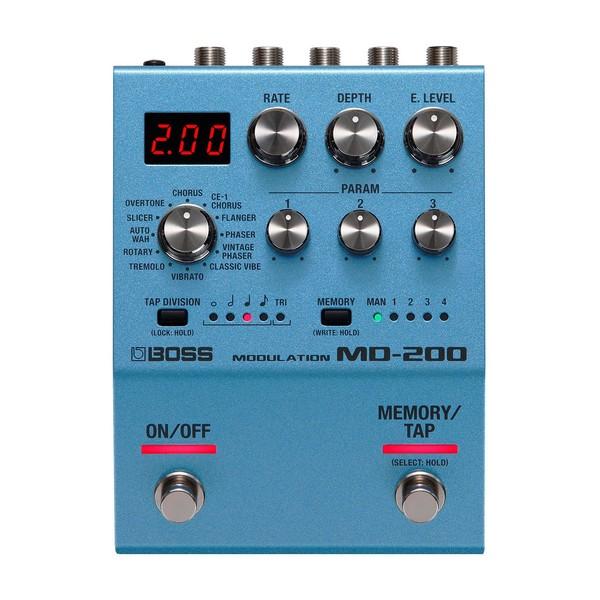 Boss MD-200 Modulation Pedal