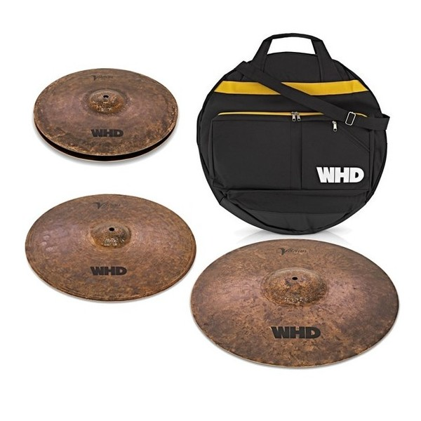 WHD Veteran Complete Cymbal Pack