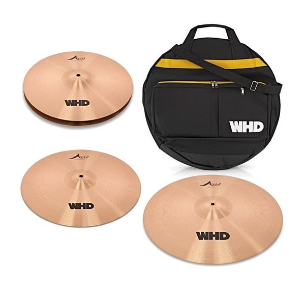 WHD Arid Complete Cymbal Pack