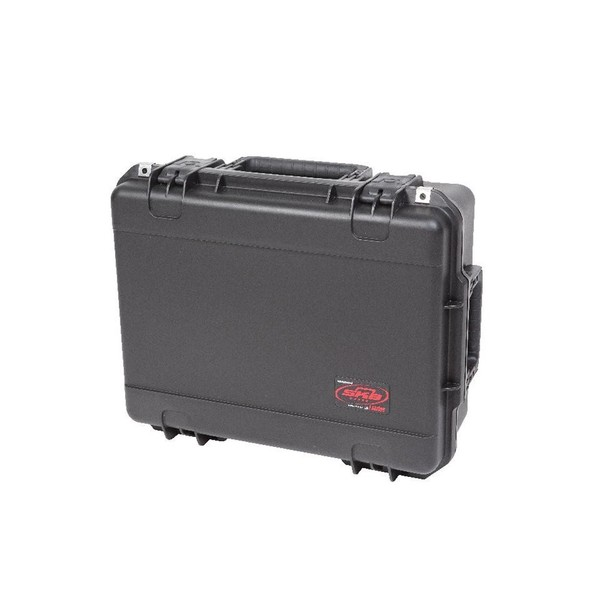 SKB iSeries Waterproof Flight Case for Roland SPD-SX, Angled Left
