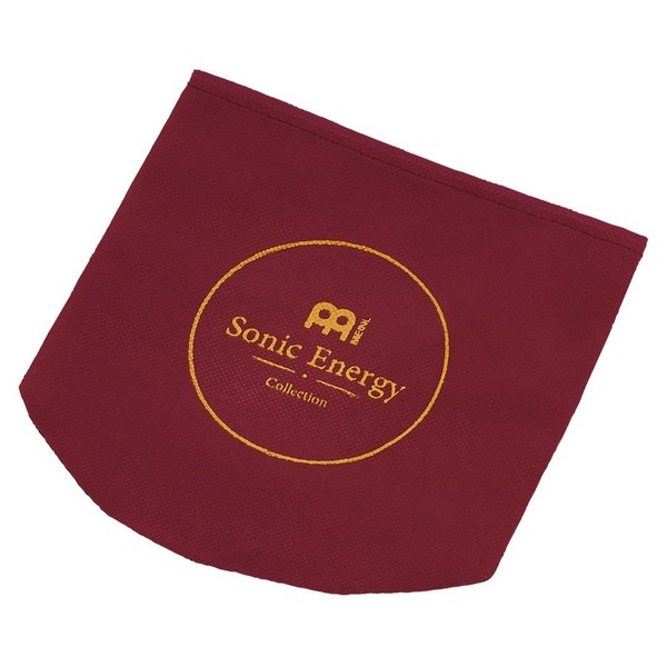 "Meinl Singing Bowl Cover, 9.5"" x 9.5"" - Logo"