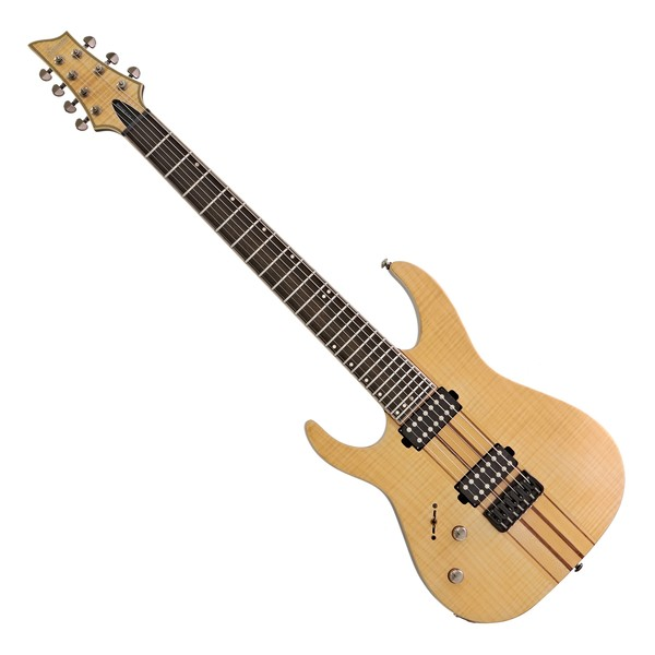 Schecter Banshee Elite-7 Left Handed, Gloss Natural