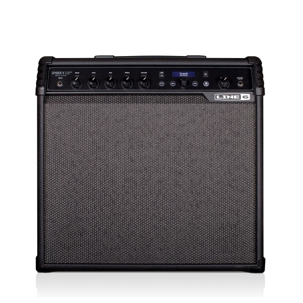 Line 6 Spider V 120 MkII 1x12 Combo