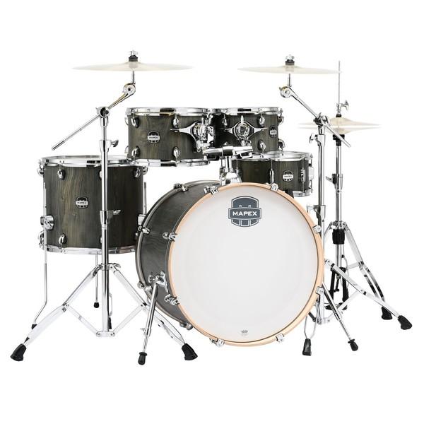 Mapex Mars 22'' 5pc Rock Fusion Drum Kit, Dragonwood - main image