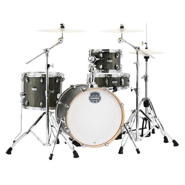 Mapex Mars 18'' 4pc Bebop Drum Kit, Dragonwood