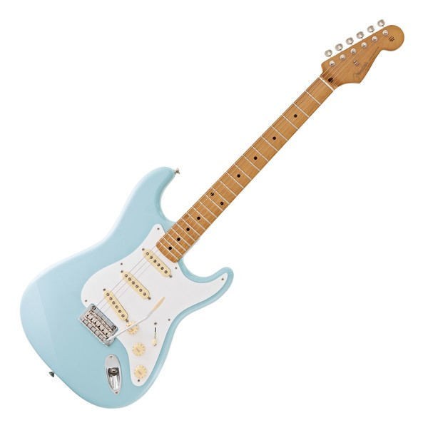 Fender Vintera 50s Mod Stratocaster MN, Daphne Blue