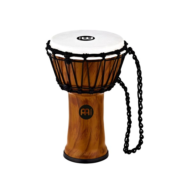 "Meinl Junior 7"" Djembe, Twisted Amber"