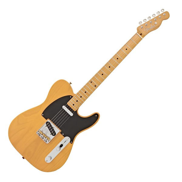 Fender Vintera 50s Mod Telecaster MN, Butterscotch Blonde main
