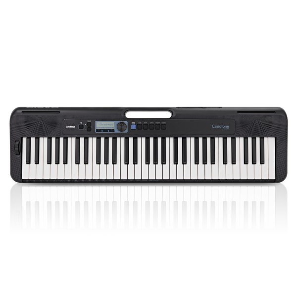 Casio CT S300 Portable Keyboard, Black