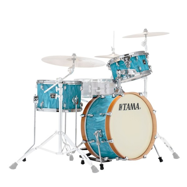 Tama Superstar Classic 20'' Neo-Mod 3pc Shell Pack, Turquoise - main image