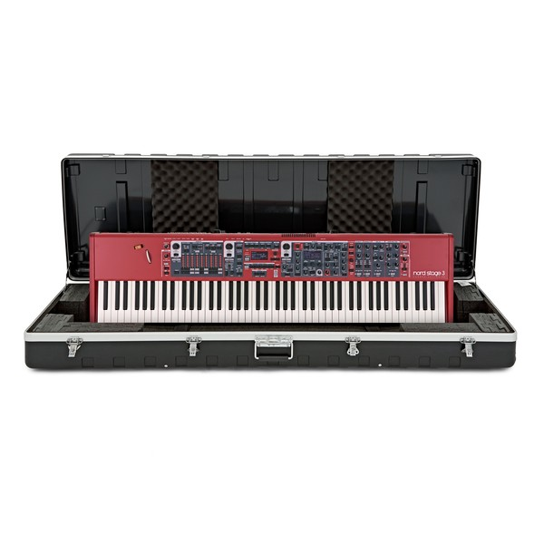 Nord Stage 3 88 Digital Piano with Gear4music ABS Case main