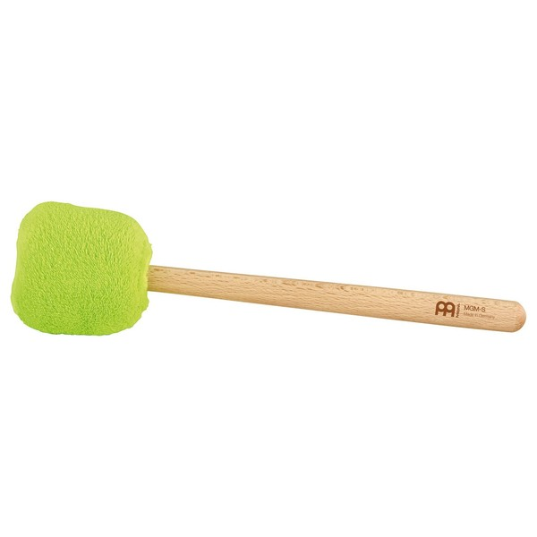 Meinl Sonic Energy Gong Mallet, Small, Pure Green - main image