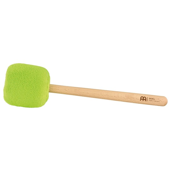 Meinl Sonic Energy Gong Mallet, Large, Pure Green - main image