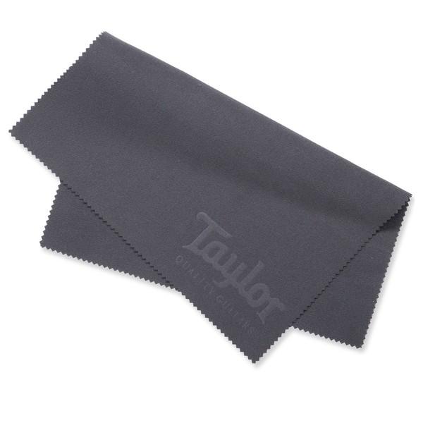 Taylor Polish Cloth, Black - Front View