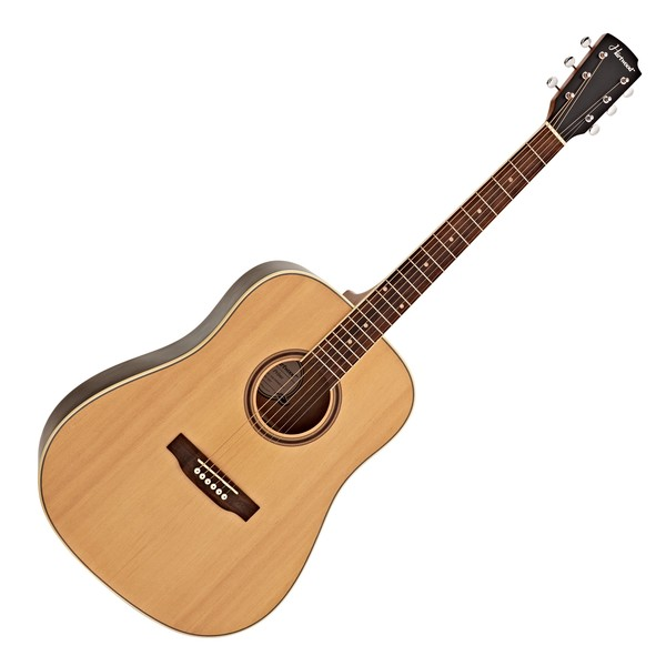 Hartwood Prime Dreadnought Acoustic Guitar, Natural