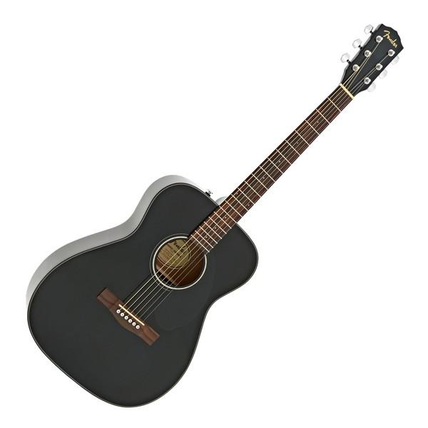 Fender CC-60S Concert Acoustic, Black main