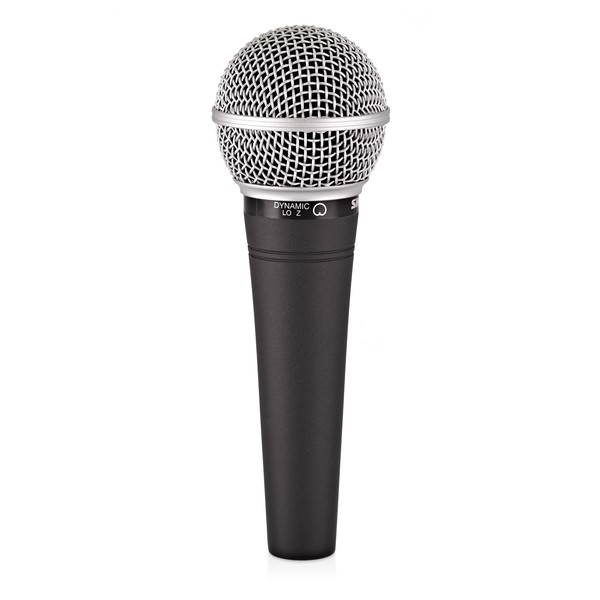 Shure SM48 Dynamic Microphone