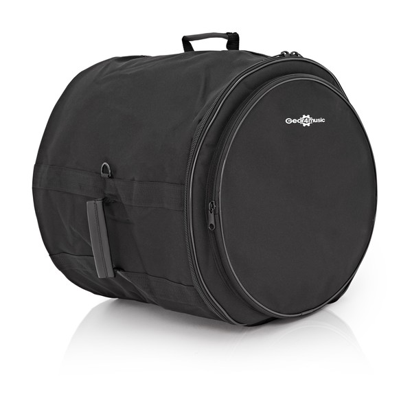 "14"" Padded Floor Tom Drum Bag by Gear4music main"