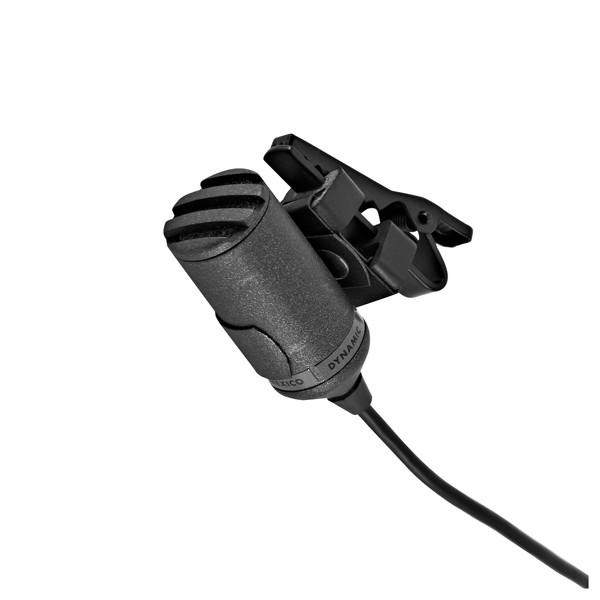 Shure SM11 Dynamic Lavalier Microphone close