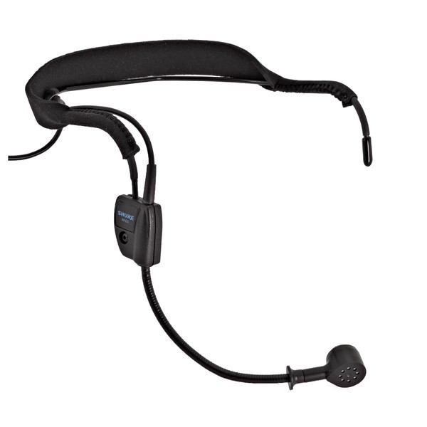 Shure WH20QTR Wireless Headset Microphone