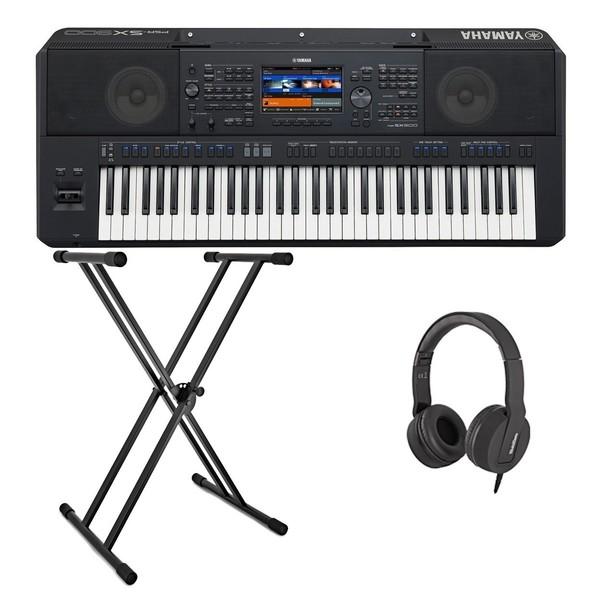 Yamaha PSR SX900 Digital Arranger Package