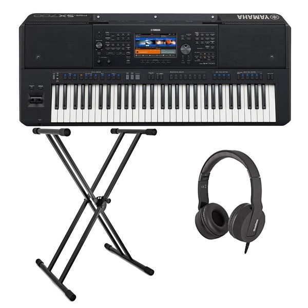 Yamaha PSR SX700 Digital Arranger Package