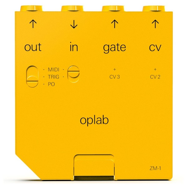 Oplab Module for OP-Z - Top