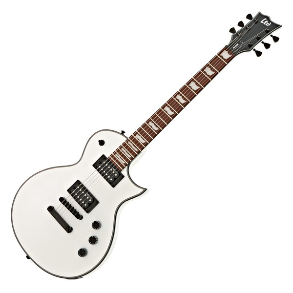 ESP LTD EC-256, Snow White main