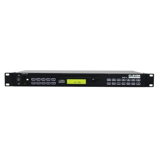 CDMP 50 MP3/CD Player front