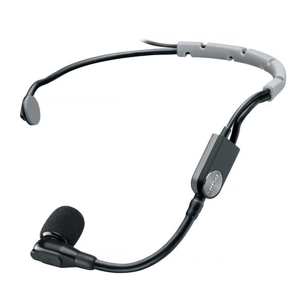 Shure SM35-TQG Cardioid Condenser Headset Microphone