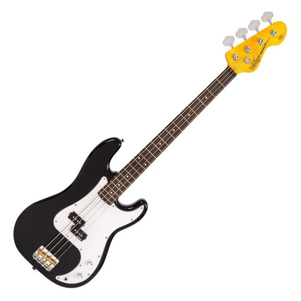 Vintage V4 Reissued Bass, Boulevard Black