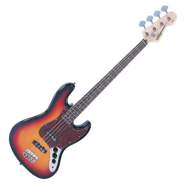 Vintage VJ74 Reissued Bass, Sunburst