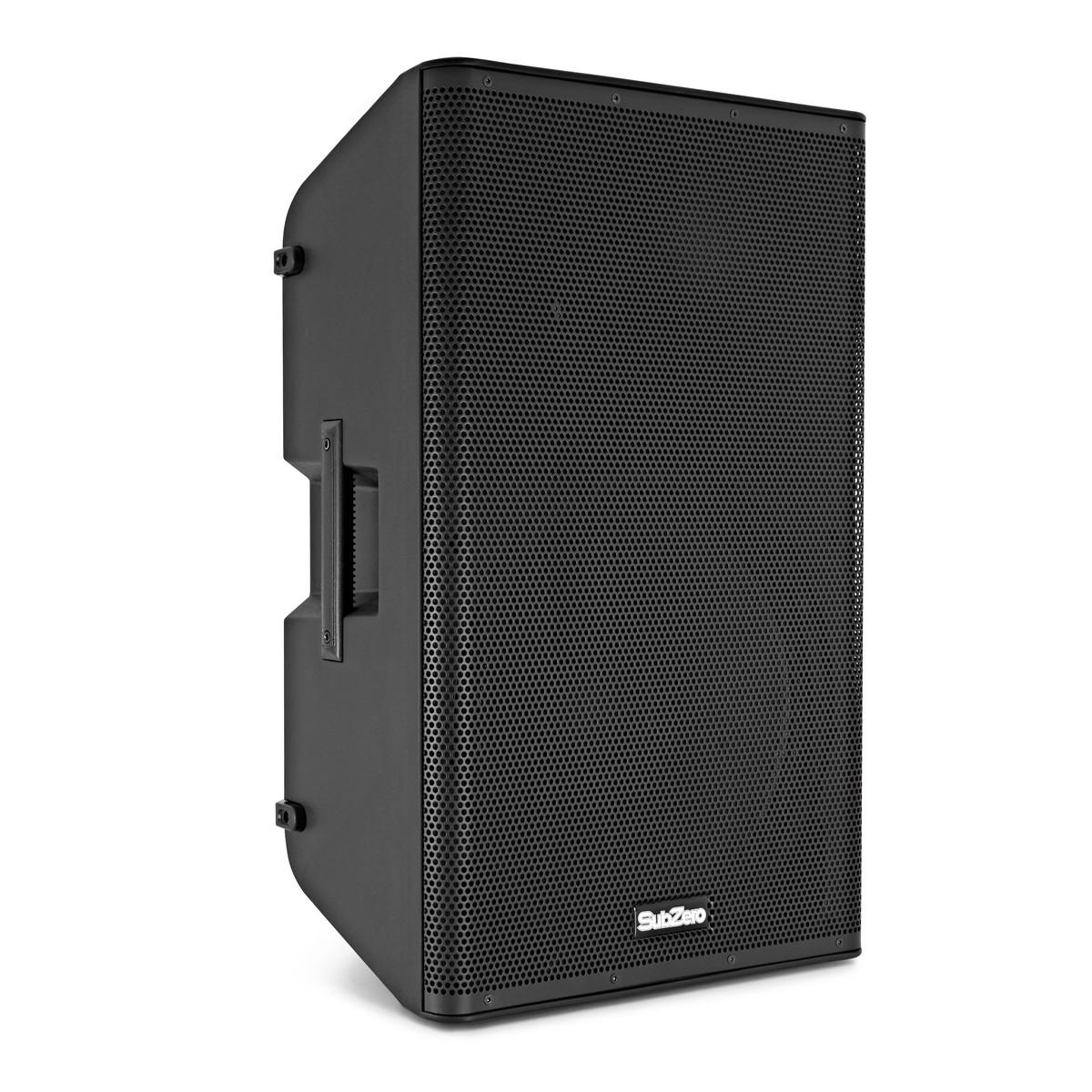 SubZero 15'' Active DSP Speaker
