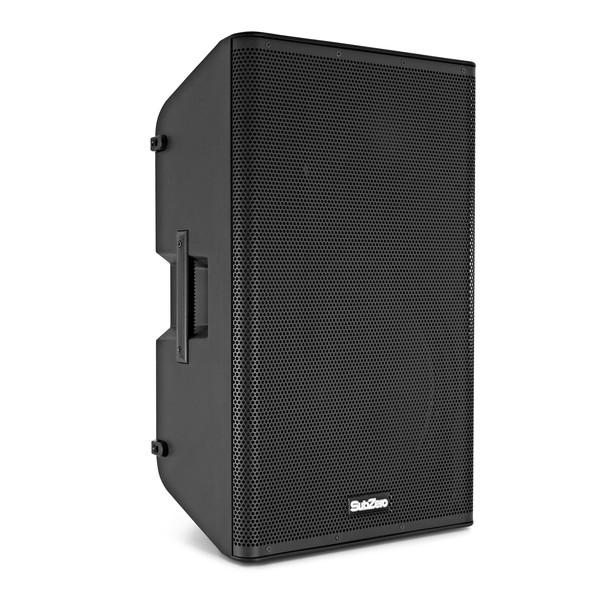 "SubZero 15"" DSP Speaker angle"