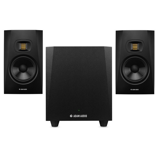 Adam Audio T7V T10S bundle