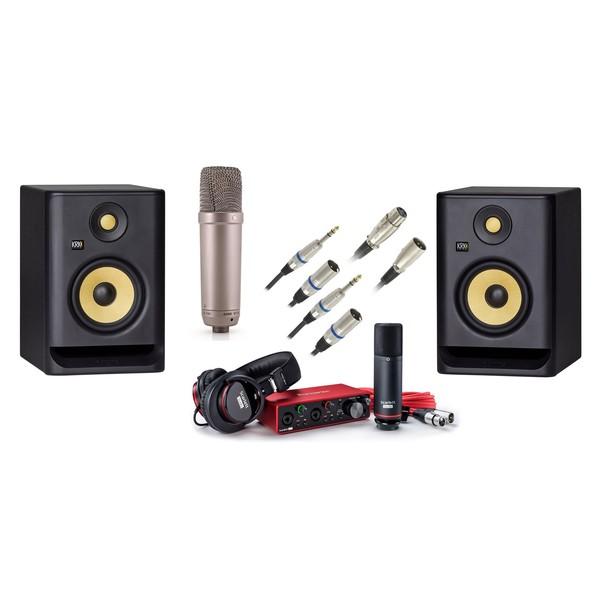 NT1A Home Recording bundle