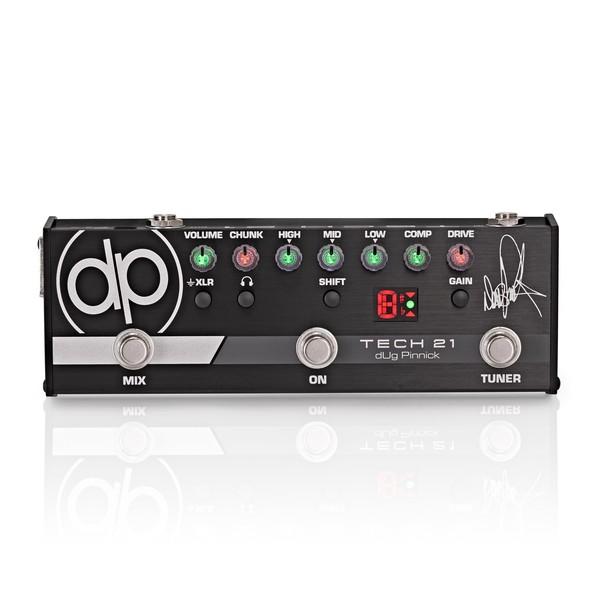 Tech 21 DP-3X dUg Pinnick Bass Pedal