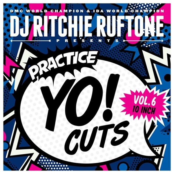 YO! Cuts Vol.6 cover